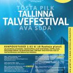 TALLINNA TALVEFESTIVAL 3.-11. VEEBRUAR 2017