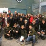 8. klasside koostööprojekt Odulphuslyceumiga Hollandis